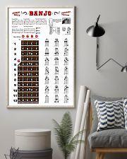 Banjo Detail Chords 11x17 Poster lifestyle-poster-1