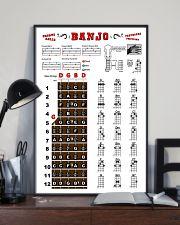 Banjo Detail Chords 11x17 Poster lifestyle-poster-2