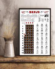 Banjo Detail Chords 11x17 Poster lifestyle-poster-3