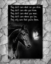 Horse Girl - They Only Care That You're There 11x17 Poster aos-poster-portrait-11x17-lifestyle-13