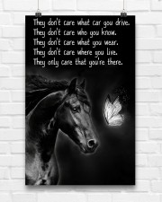 Horse Girl - They Only Care That You're There 11x17 Poster aos-poster-portrait-11x17-lifestyle-17