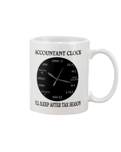 Accountant Clock