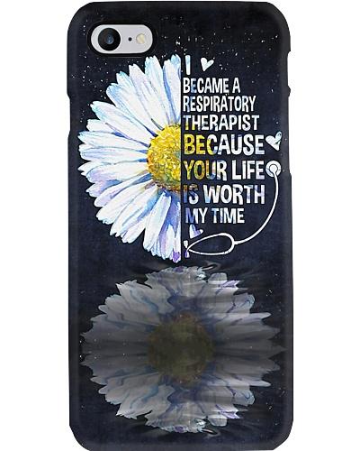 I Became A Respiratory Therapist