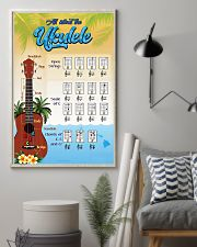All About The Ukulele 11x17 Poster lifestyle-poster-1