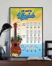 All About The Ukulele 11x17 Poster lifestyle-poster-2