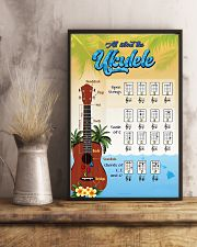 All About The Ukulele 11x17 Poster lifestyle-poster-3