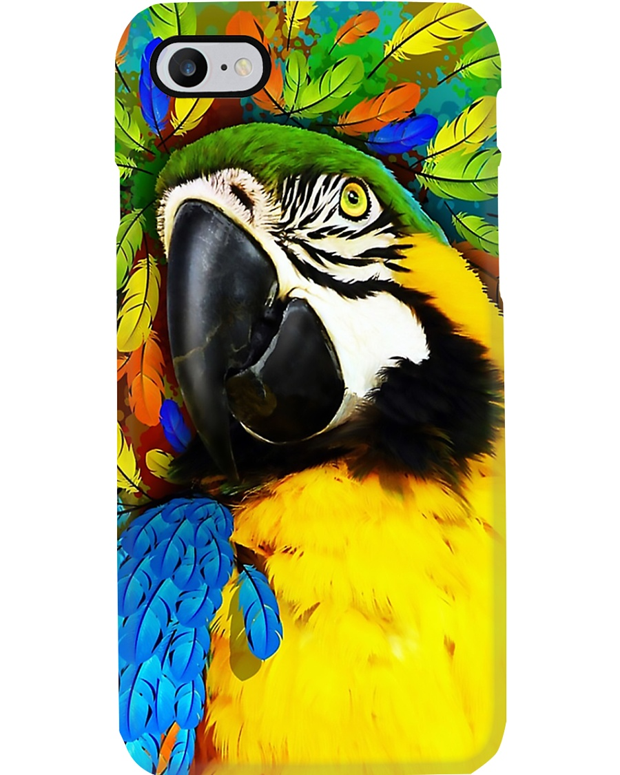 Parrot Light Phonecase Phone Case