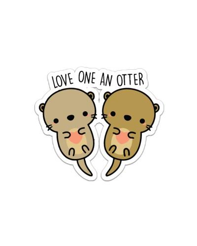 Love One An Otter