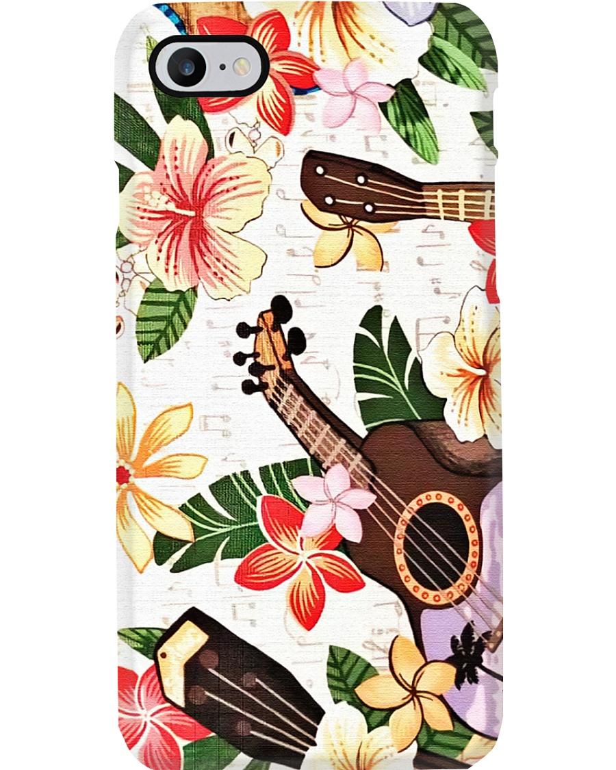 Many Flower Ukuleles Phone Case