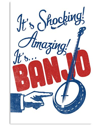 Shocking Amazing Banjo