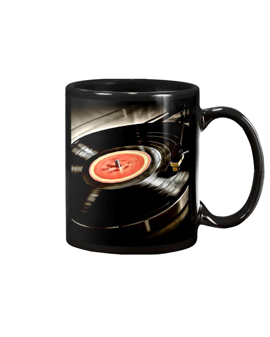 DJ Mug Vinyl Mug