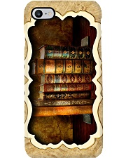 Librarian Book Phone Case i-phone-7-case