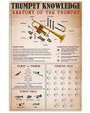 Trumpet Knowledge 11x17 Poster front