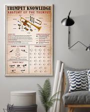 Trumpet Knowledge 11x17 Poster lifestyle-poster-1