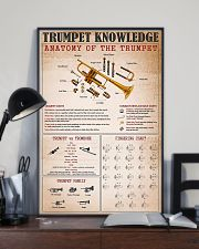 Trumpet Knowledge 11x17 Poster lifestyle-poster-2