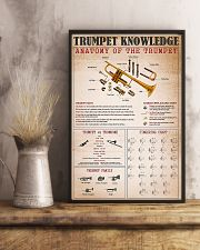 Trumpet Knowledge 11x17 Poster lifestyle-poster-3