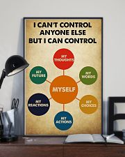 Social Worker I Can Control Myself 11x17 Poster lifestyle-poster-2