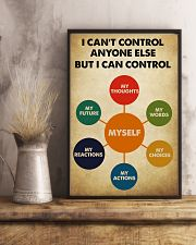 Social Worker I Can Control Myself 11x17 Poster lifestyle-poster-3