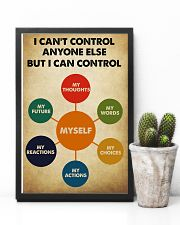 Social Worker I Can Control Myself 11x17 Poster lifestyle-poster-8