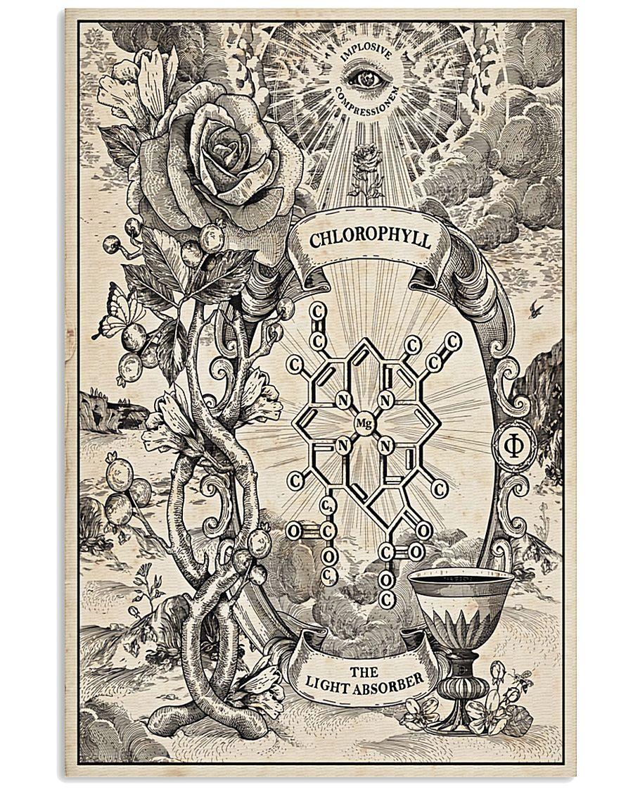 Chemist Medieval Poster 11x17 Poster