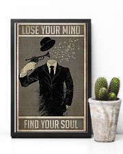 Trumpet Lose Your Mind Find Your Soul 11x17 Poster lifestyle-poster-8
