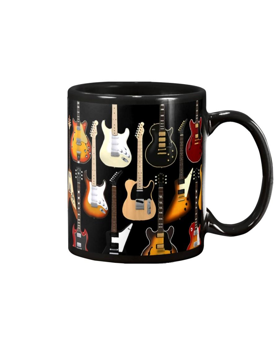 Types Of Guitar Mug