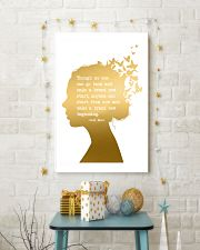 Social Worker Art 11x17 Poster lifestyle-holiday-poster-3