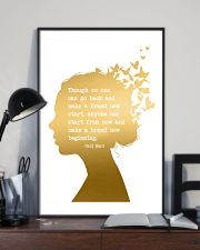 Social Worker Art 11x17 Poster lifestyle-poster-2
