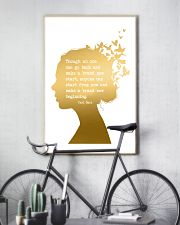 Social Worker Art 11x17 Poster lifestyle-poster-7