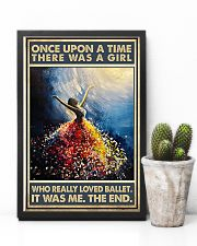 Once Upon A Time There Was A Girl Who Loved Ballet 11x17 Poster lifestyle-poster-8