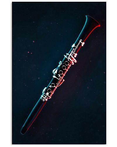Clarinet Neon