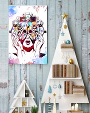Optometrist Art Phoropter 11x17 Poster lifestyle-holiday-poster-2