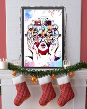 Optometrist Art Phoropter 11x17 Poster lifestyle-holiday-poster-4