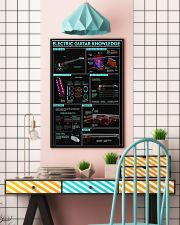 Electric Guitar Knowledge 11x17 Poster lifestyle-poster-6