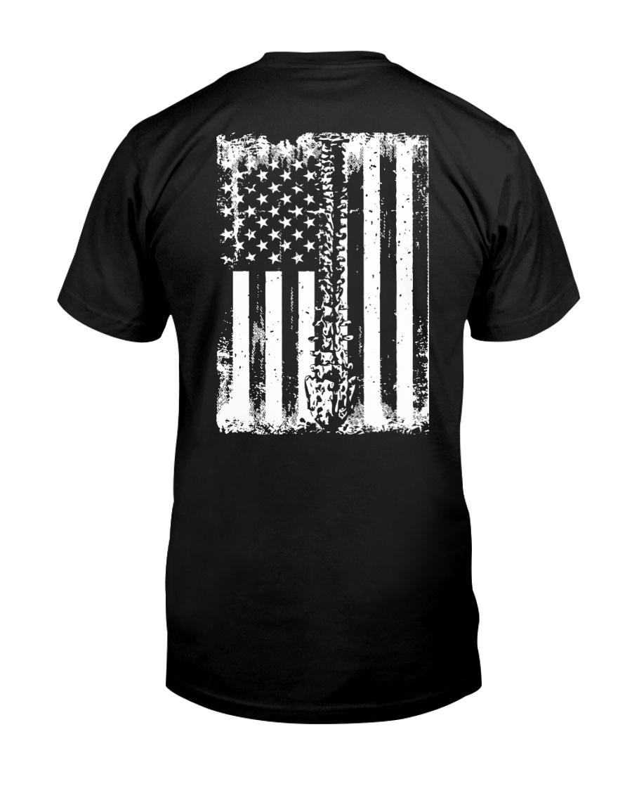 Chiropractor Flag Classic T-Shirt