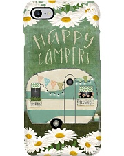 Happy Campers With Herbs And Flowers Phone Case i-phone-7-case