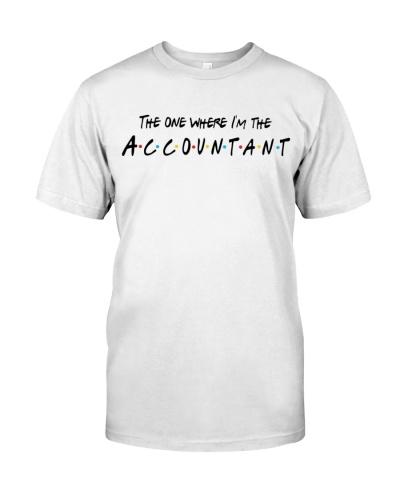 The One Where I'm The Accountant