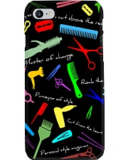 Hairstylist Master Of Change Phone Case i-phone-7-case