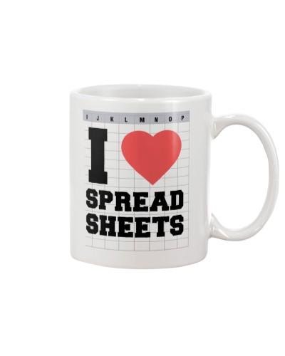 Accountant - I Love Spread Sheets