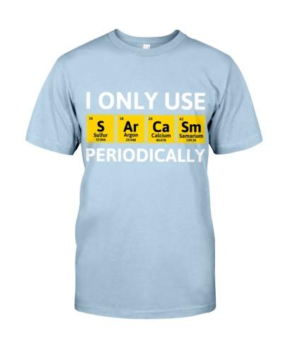Chemist i only use sarcasm periodically