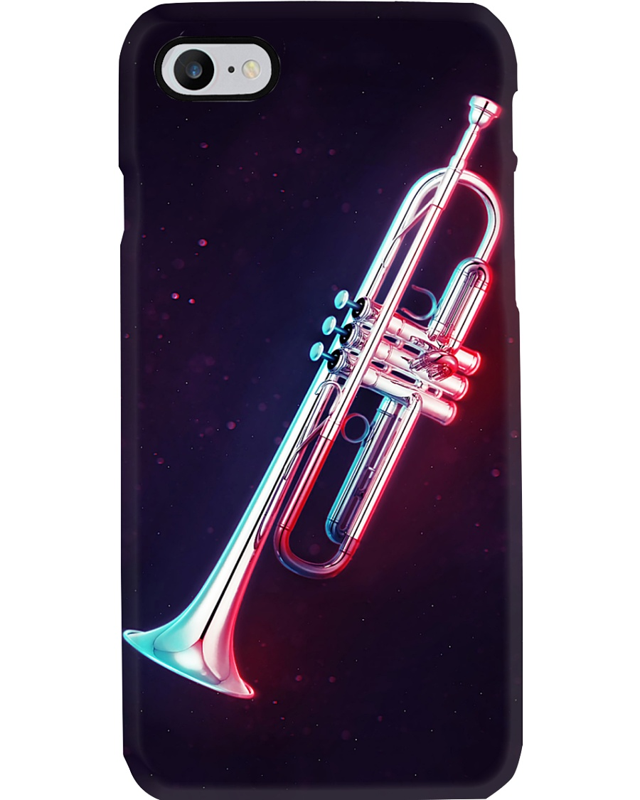 Trumpeter Light Trumpet Phone Case