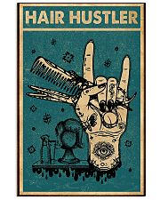 Hairdresser Hair Hustler 11x17 Poster front