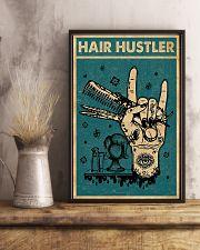 Hairdresser Hair Hustler 11x17 Poster lifestyle-poster-3