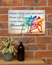 PT Where There Is Movement There Is No Pain 17x11 Poster poster-landscape-17x11-lifestyle-23