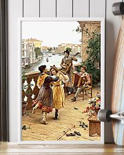 Accordion Dancing Children Poster 11x17 Poster lifestyle-poster-4