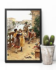 Accordion Dancing Children Poster 11x17 Poster lifestyle-poster-8