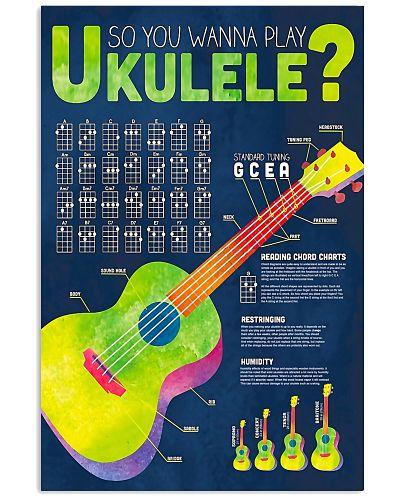 You Wanna Play Ukulele