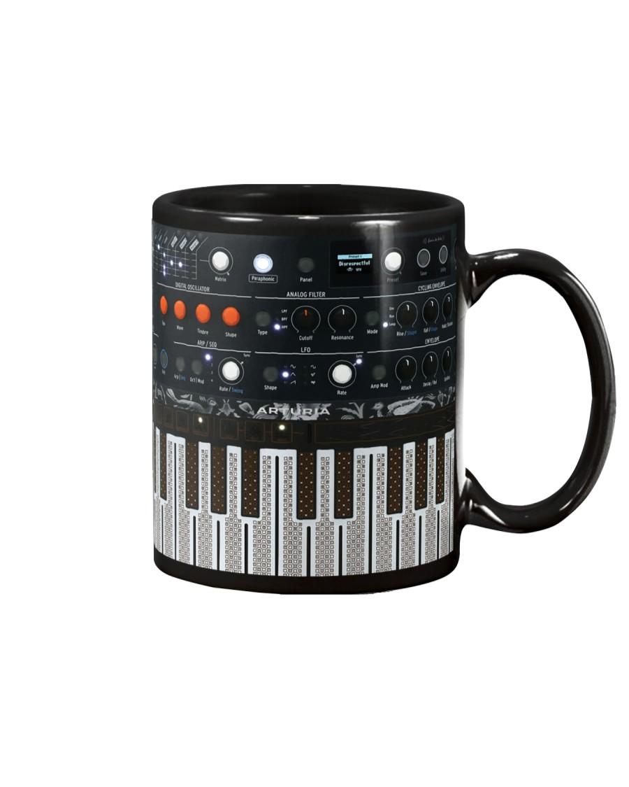 Synthesizer Machine Mug