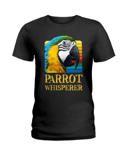 Parrot Whisperer
