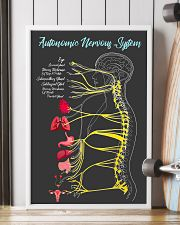 Massage Therapist Autonomic Nervous System 24x36 Poster lifestyle-poster-4